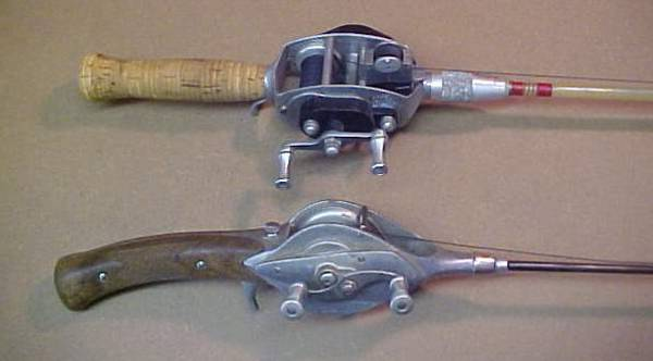antique fishing reels and old lures - i buy old lures! - randy's, Fishing Reels